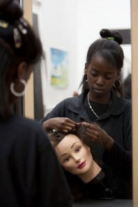 Introduction to Hairdressing Course (Studio E12)