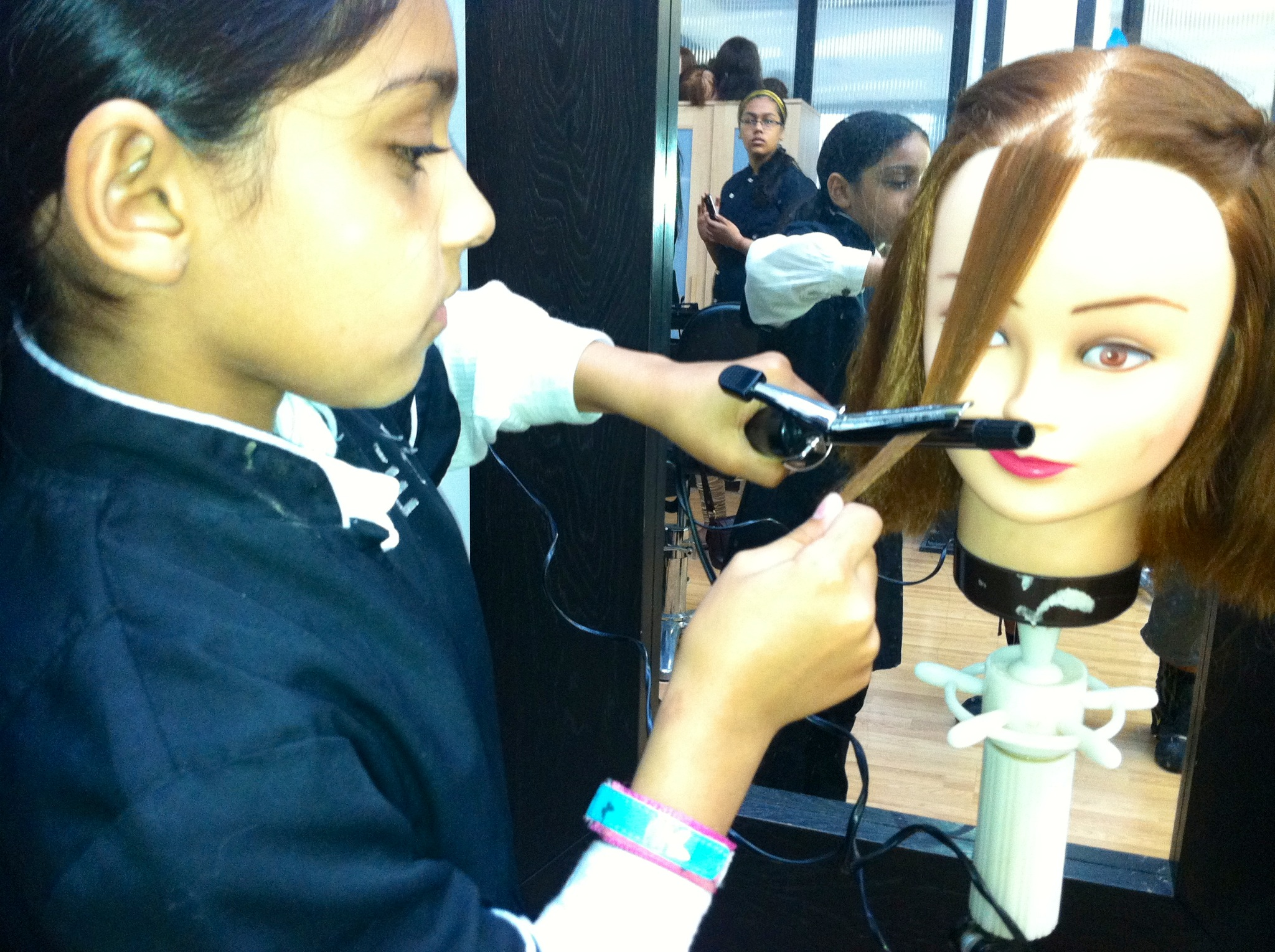 hair beauty courses studio makeup bespoke training e12 london education specific specifications areas around
