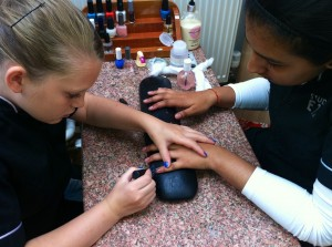 Introduction to Beauty: Nail Art (Studio E12)